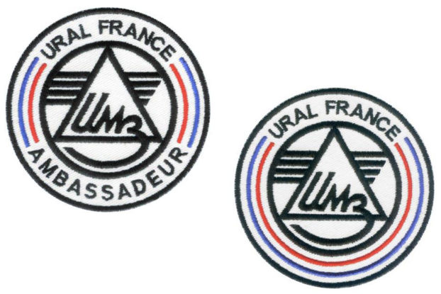 Ecussons Ural France Ambassadeur URAL FRANCE