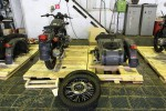 Usine Ural Irbit finition pour expedition URAL FRANCE