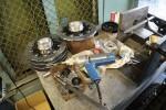 Usine Ural Irbit montage disques de freins URAL FRANCE