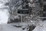 Col de Curebourse Hivernale Polminhac URAL FRANCE