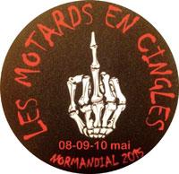 Les Motards en Cingles Normandial 2015 - URAL FRANCE