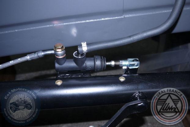 Maître cylindre - URAL FRANCE