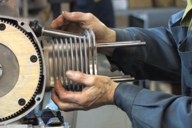 Visite usine Ural Irbit motojournal. tv video - URAL FRANCE