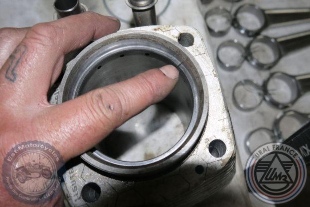 Segment dans le cylindre - URAL FRANCE