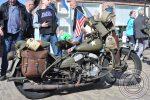 Harley militaire - URAL FRANCE