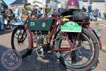 Moto grande roue et courroie - URAL FRANCE