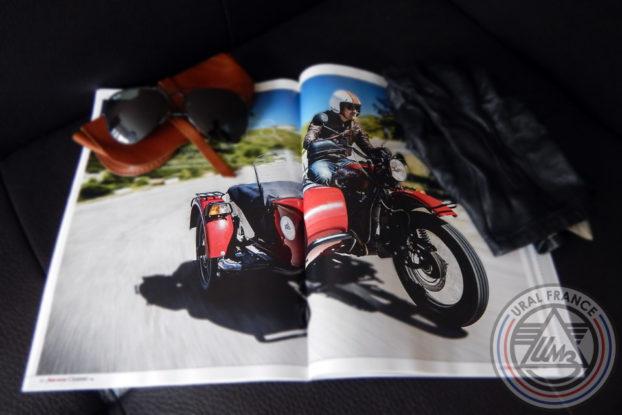 """Moto Revue Classic """"URAL 750, la renaissance"""""""