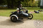 Side-car - DGR 2016 Paris - URAL FRANCE