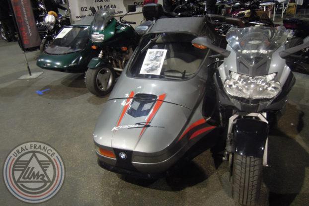 Des side-cars d'occasions - 5ème Salon du Side-car - URAL FRANCE