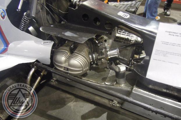 Moteur BMW - 5ème Salon du Side-car - URAL FRANCE