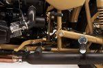 Pustinja II moteur noir - URAL FRANCE