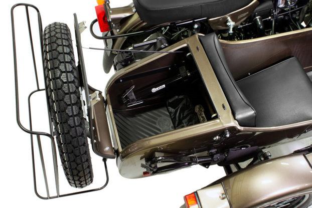 Ural Ambassador Limited Edition coffre du panier - URAL FRANCE