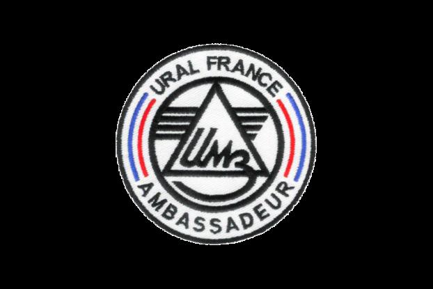 Ecusson Ambassadeur - URAL FRANCE