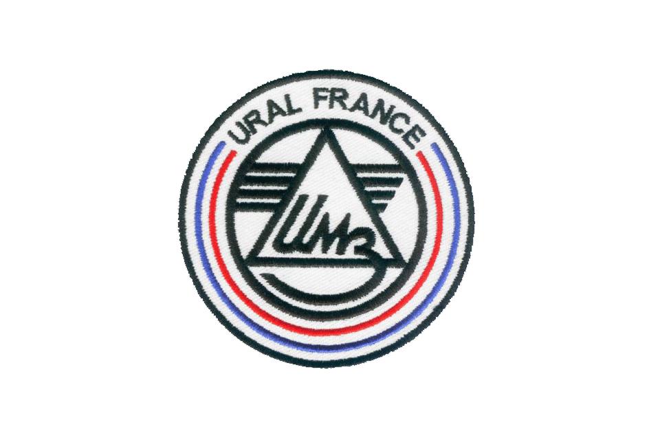 Ecusson - URAL FRANCE