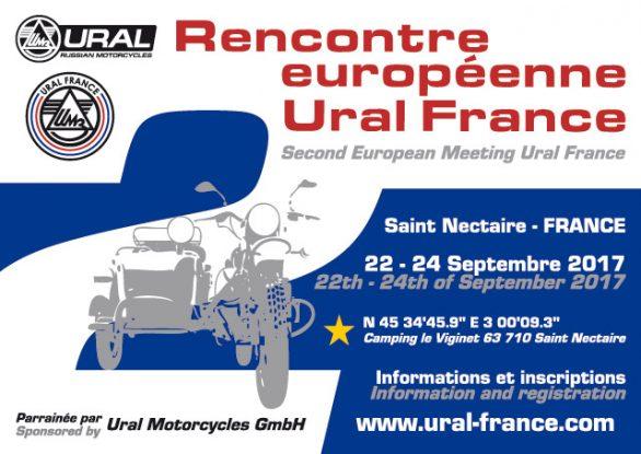 Deuxième Rencontre Européenne / Second European Meeting - URAL FRANCE