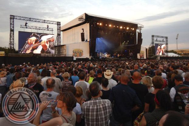 Concert - American Tours Festival - URAL FRANCE