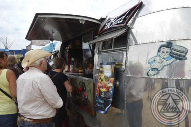 Food truck - American Tours Festival - URAL FRANCE