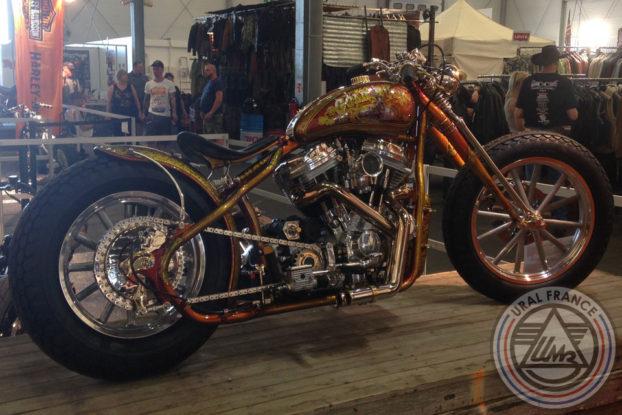 Harley-Davidson Gold - American Tours Festival - URAL FRANCE