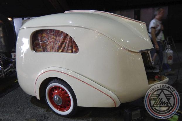 Petite caravane blanche - American Tours Festival - URAL FRANCE