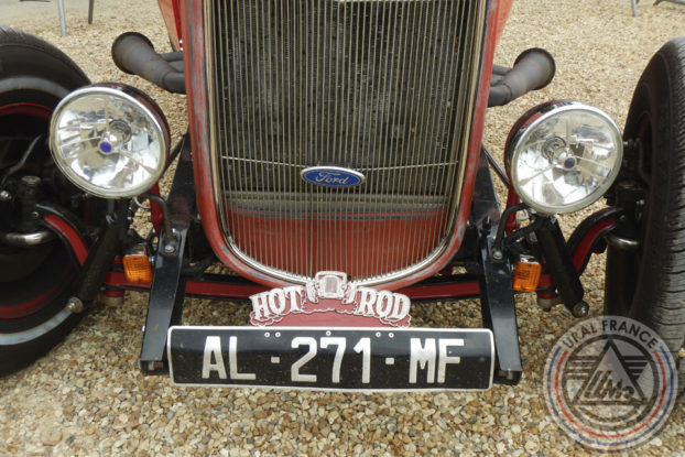 Phares Ford Hot-Rod - American Tours Festival - URAL FRANCE