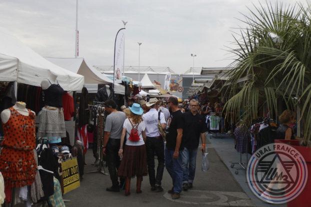 Rue commerçante - American Tours Festival - URAL FRANCE