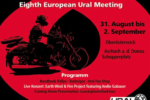 8eme European Ural Meeting