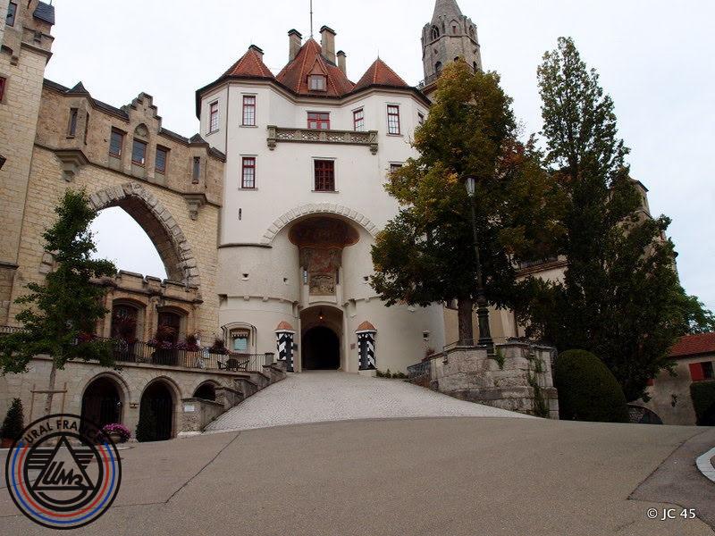 Chateau de Sigmaringen