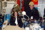 Stand Ural France Salon Moto Legende
