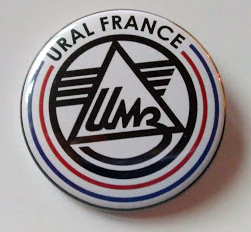 badge Ural France